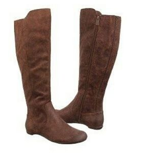 Kenneth Cole Reaction knee High Boots